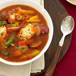 1000 images about food from the sea on pinterest baked for Fish soup recipe cod