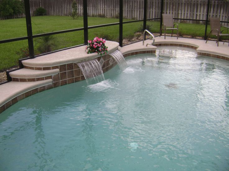Moms Swimming Simple Swimming Swimming Pools Waterfalls Ideas Pool