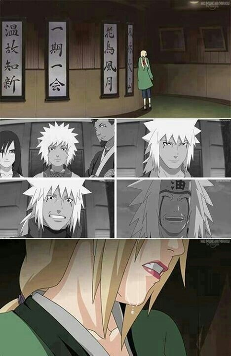 """""""Let's make a bet. You bet for my death and with your luck, you'll probably lose."""" -Jiraiya"""