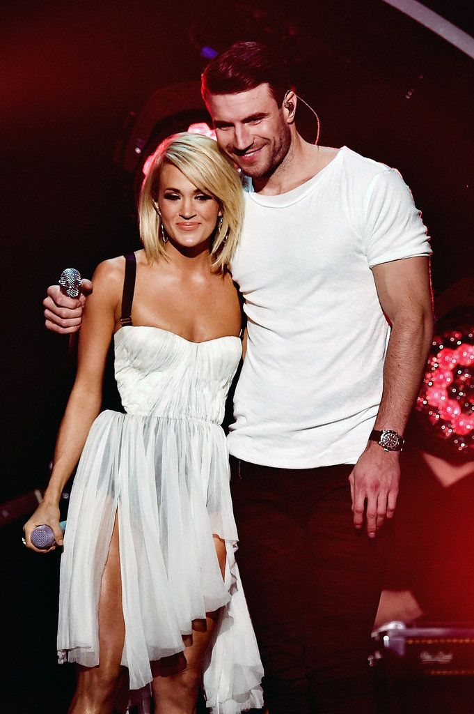 Carrie Underwood and Sam Hunt's Grammys Performance Pictures | POPSUGAR Celebrity Photo 2