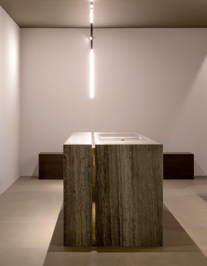 Kitchen by Wilfra at Interior 2014 Kortrijk Belgium