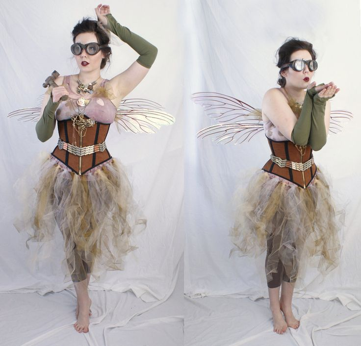 steampunk fairy 2 by magikstock.deviantart.com on @DeviantArt