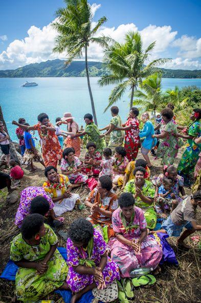 Calling of the turtles in Kadavu, Fiji...