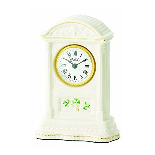Belleek Glenveigh Mantel Clock Small *** You can find more details by visiting the image link. #Clocks
