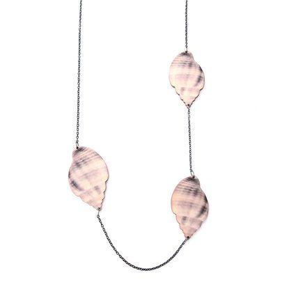 Sea Shells Necklace - Sea Salt
