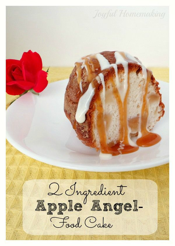 Ingredient Angel Food Cake