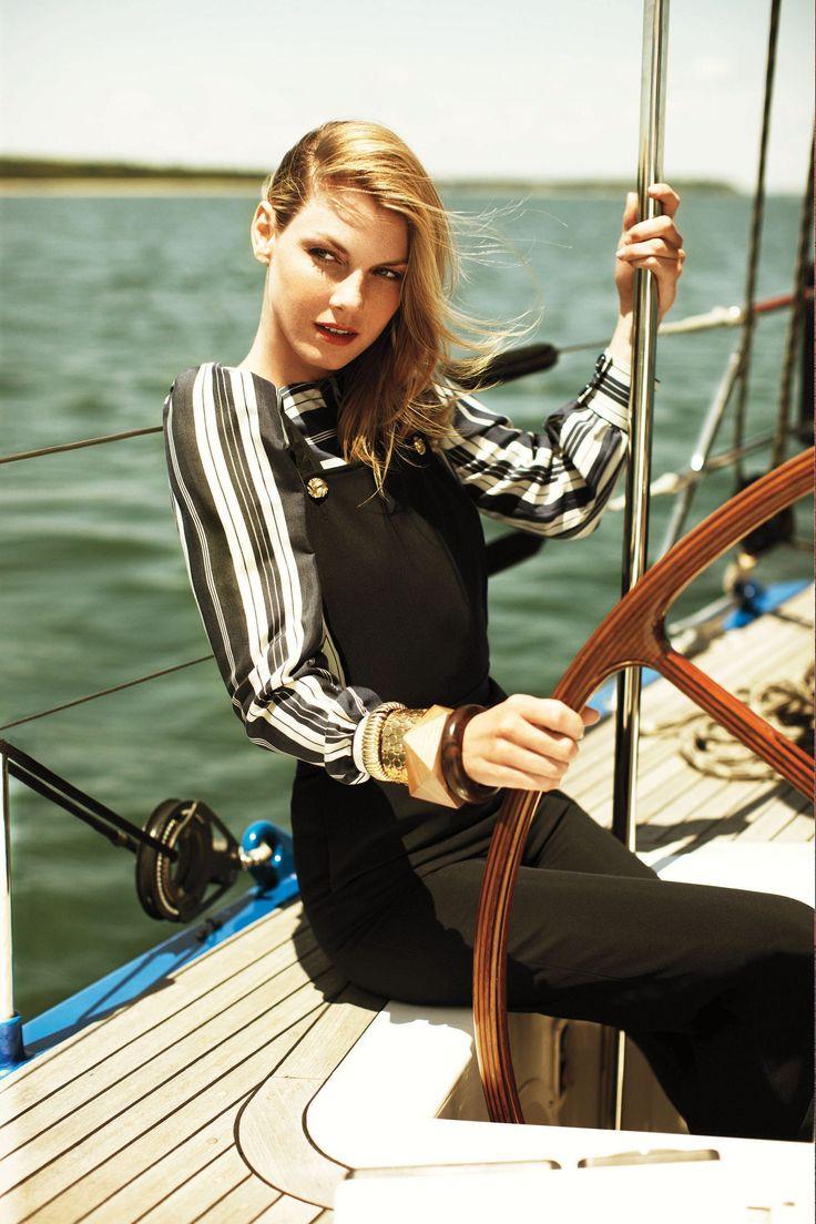 The Stripes - HarpersBAZAAR.com