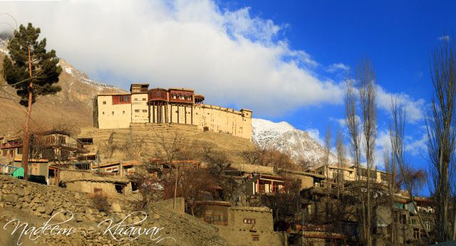 Baltit Fort | Baltit Fort, Hunza - Pakistan (700 years old) … | Flickr - Photo Sharing!