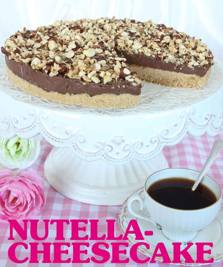 Nutellacheesecake