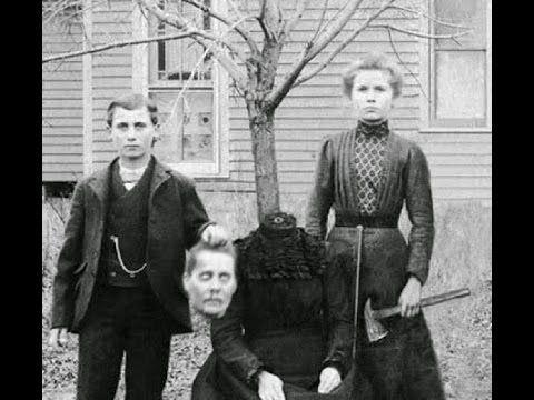 #Sobrenatural La Horrible Historia De La Familia Buckley videos de terror fantasmas vida real: La perturbadora historia de los hermanos…