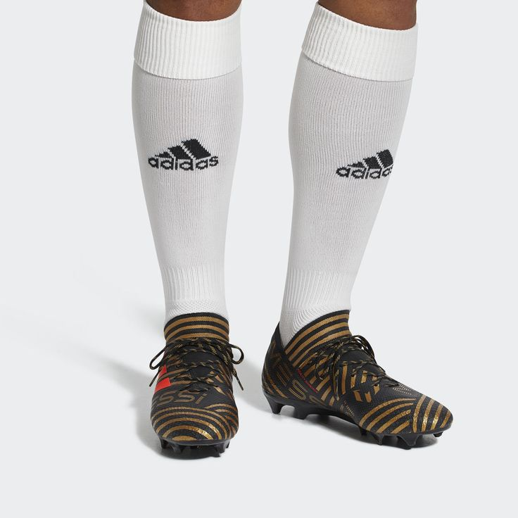 adidas Nemeziz Messi 17.1 Firm Ground Boots Men's Black | eBay