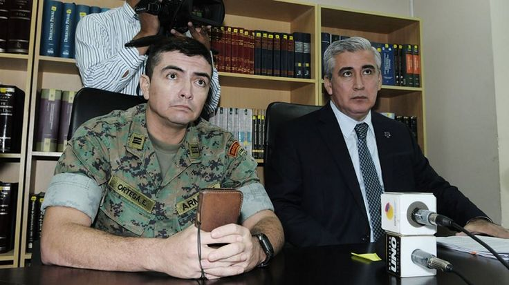#Ecuador Sumisos al correísmo le jodieron la carrera al Capt. Ortega