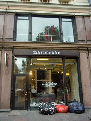 マリメッコ本店 -フィンランド旅行へ!ヘルシンキ 観光の参考まとめです。