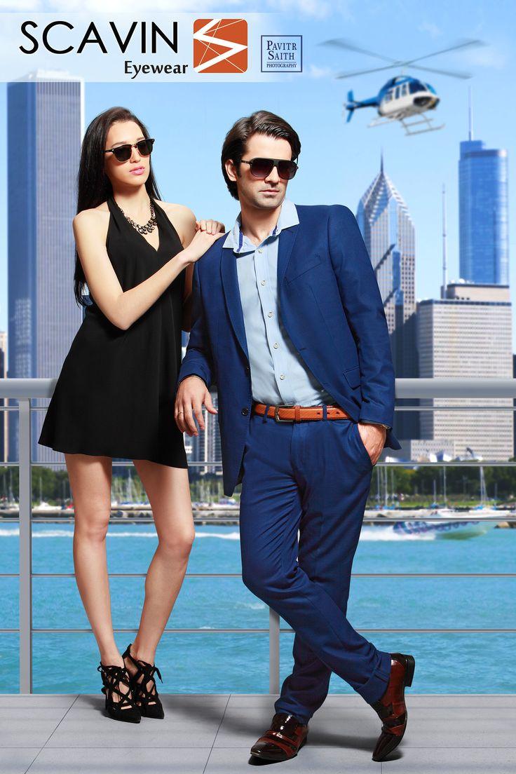 Model- Alina Project- Scavin Eyewear