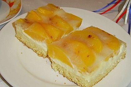 Pudding Pfirsichkuchen Vom Blech Rezept Kuchen Mit Pfirsich Pfirsichkuchen Kuchen