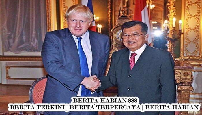 Jusuf Kalla Desak Mahathir Meminta Maaf