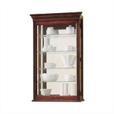Found it at Wayfair - Edmonton Wall Curio Cabinet