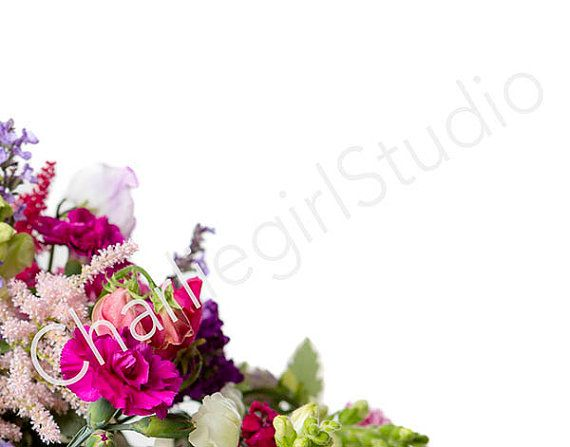 Styled Stock Photography / Flowers / Web by charlenemphotography