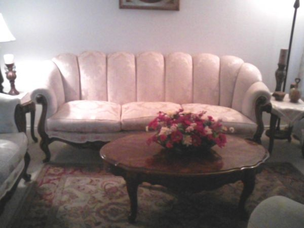 French Victorian living room -  (Bedford )