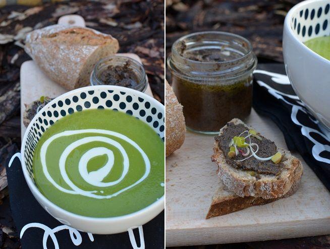 W oczekiwaniu na wiosnę zapraszam na gęsty krem z zielonego groszku. Sprawdź nasz przepis na błyskawiczną zupę z groszku.