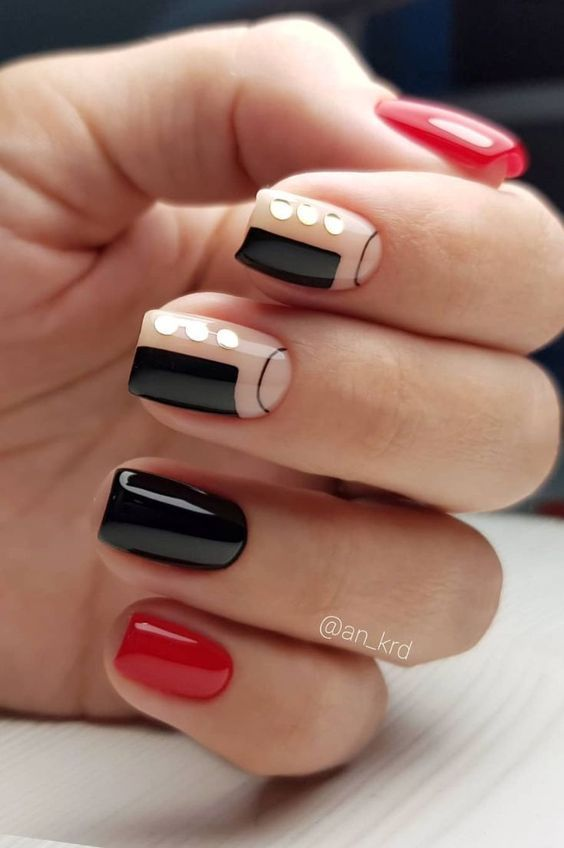 Get Started With Innovative Nail Art Designs in 2019   Nail Designs ...