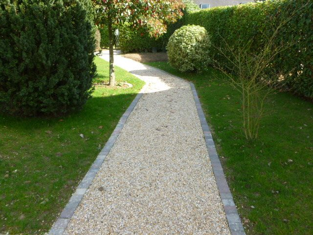 les 17 meilleures images a propos de allee de jardin sur With creation allee de jardin 17 terrasses les artisans du jardin