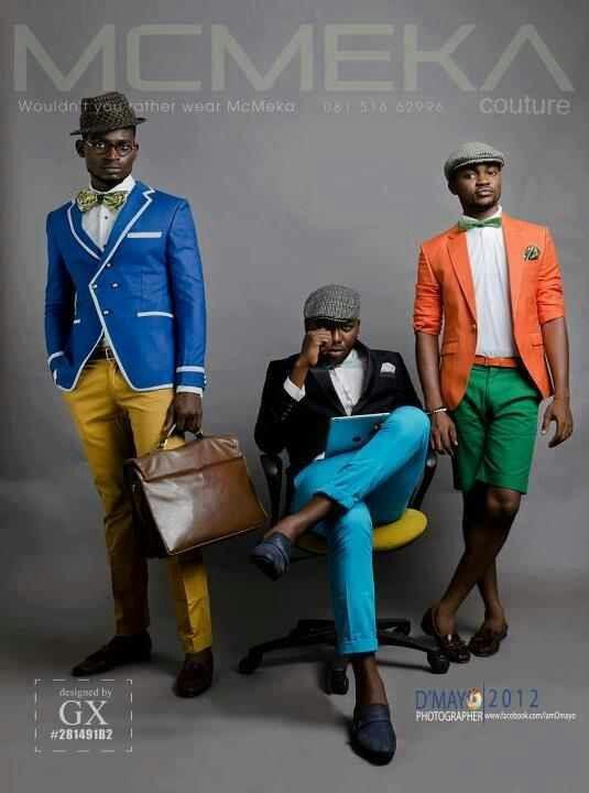 African Style Moda Masculina Pinterest Corbatas