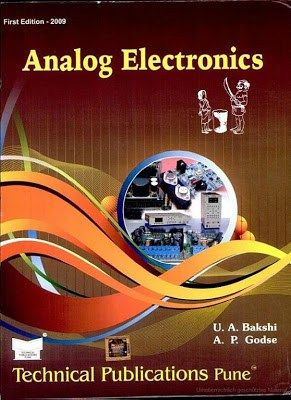 Analog Electronics Book Pdf