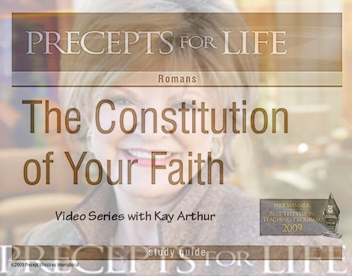 Romans : Kay Arthur : Precept Ministries International