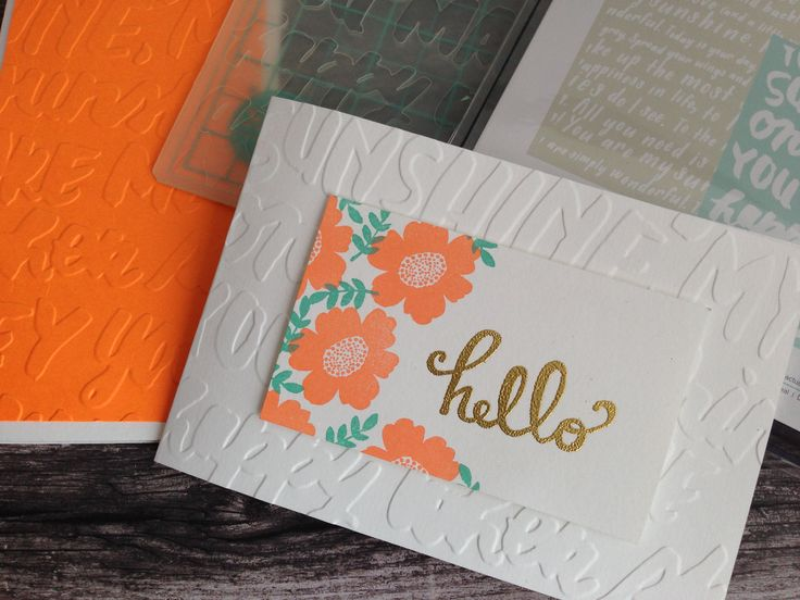 17 best images about cards on pinterest handmade cards for Impress cards and crafts