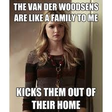 Gossip Girl...Ivy Dickens meme