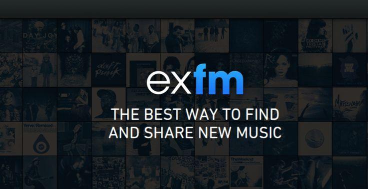 música en linea gratis exfm