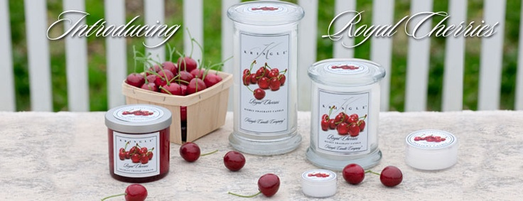 Candles for home ♥ Kringle Candle Company