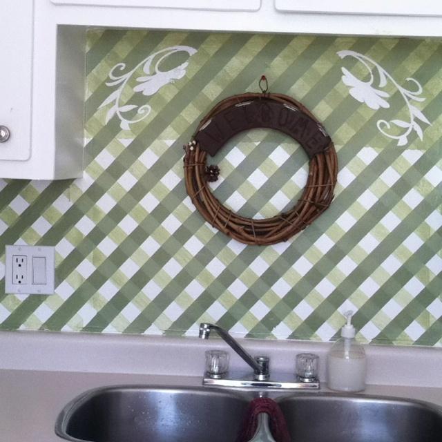 Kitchen Backsplash Contact Paper: 17 Best Images About Kitchen Backsplashes On Pinterest