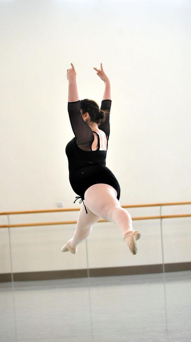 Dance is for EVERYONE!    Wayne Sleeps Big Ballet