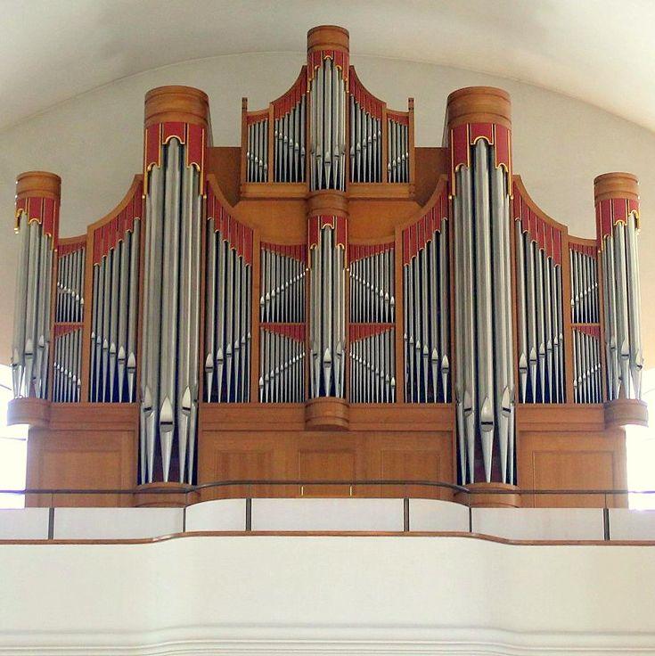 München/Untergiesing, St. Franziskus – Organ index, die freie Orgeldatenbank