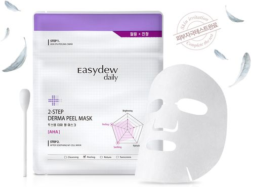 Easydew 2-step Derma Peel Mask