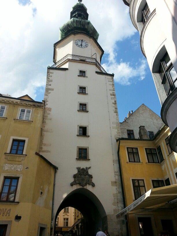 Wonderful Bratislava Michalská brána http://www.travelandtransitions.com/destinations/destination-advice/