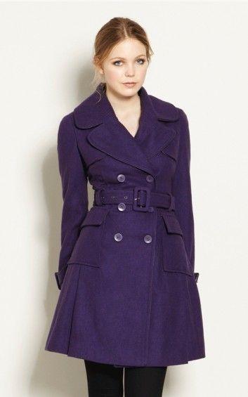 Elegant Woolen Long Coats-$37.90FREE SHIPPING
