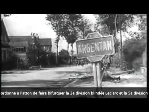 D-Day. 1944. Libération d'Alençon, Sées, Argentan, La Ferté-Macé, Cir...