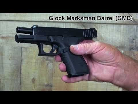 VIDEO EXCLUSIVE: GLOCK Adds G19 Gen5 To Lineup | By Shari LeGate | With over 20 design feature changes from its predecessor, the Gen4, the new GLOCK 19 Gen5 hits the mark. | ©GUNS Magazine 2017