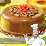 Chocolate Receitas: Cobertura de Chocolate