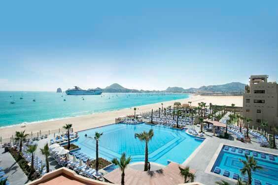 Hotel Riu Santa Fe – Hotel in Los Cabos – Hotel in Mexico - RIU Hotels & Resorts