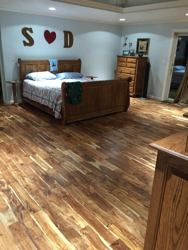 Tobacco Road Acacia In A Bedroom Makeover Quot This Was To