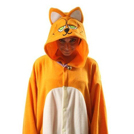 Stampy cat costume