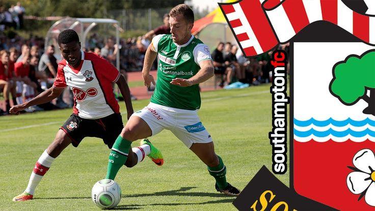 HIGHLIGHTS: St Gallen 0-0 Southampton