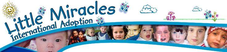 International Adoption: Forever Families Through Little Miracles International Adoptions