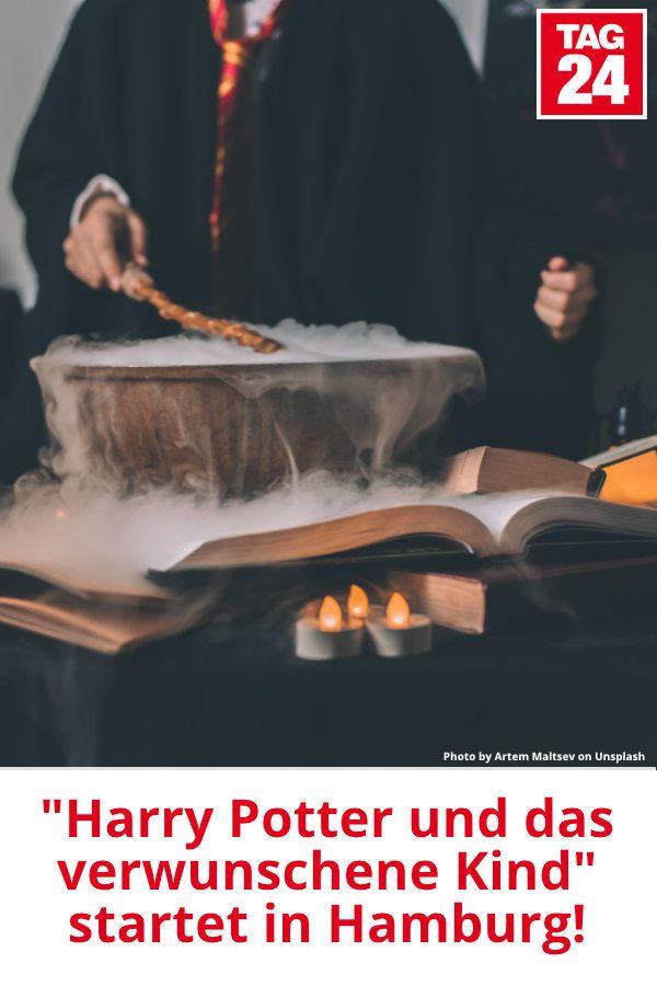 Harry Potter Und Das Verwunschene Kind Startet In Hamburg Das Verwunschene Kind Musical Theater Hamburg