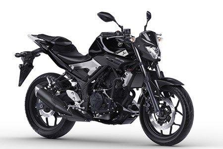 MILAN SHOW: Yamaha finally unveil MT-03 roadster