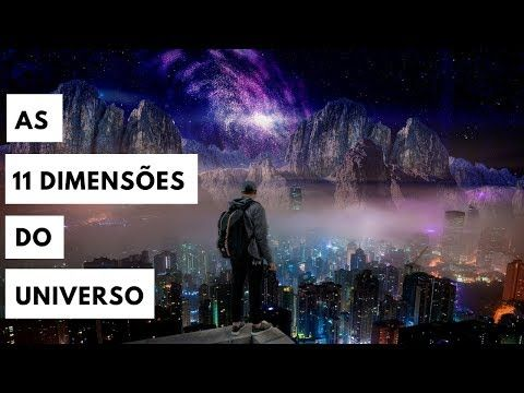 As 11 Dimensoes Do Universo Youtube Universo Youtube Realidade